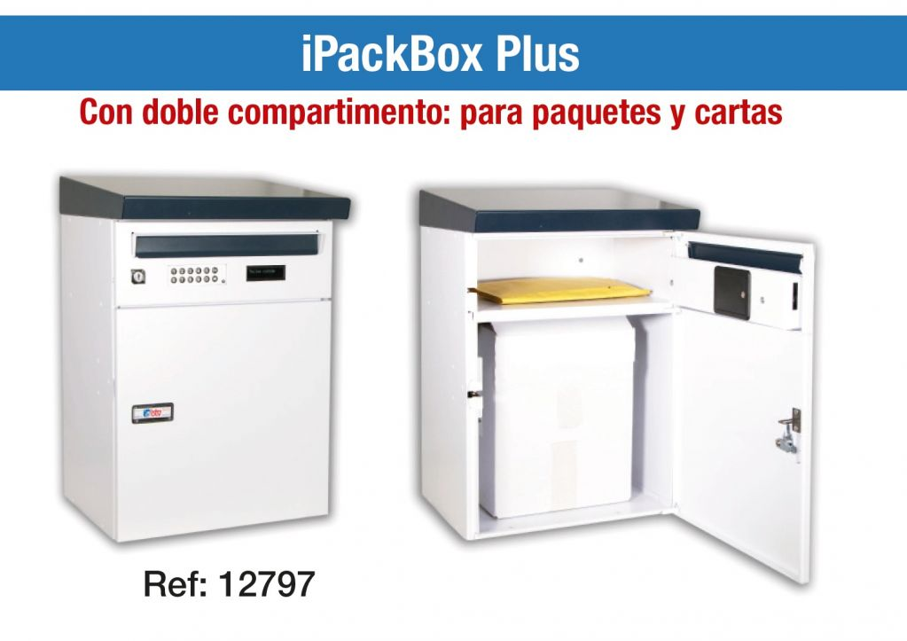 iPackBox Plus